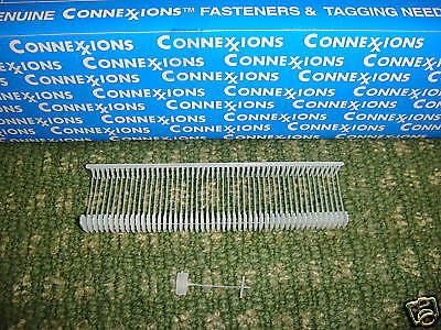 1000 Fine Tagging Tag Tagger Gun 34 Barbs Fasteners Just Under 1