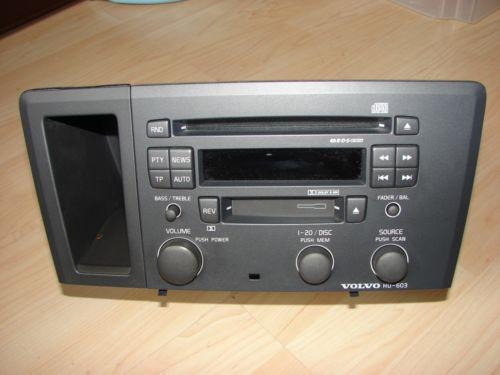volvo autoradio radios dvd player wechsler ebay. Black Bedroom Furniture Sets. Home Design Ideas