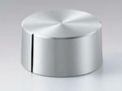 Sato Parts K-5475-l 6.0mm Shaft 29mm Large Aluminum Knob With Indicator Line.