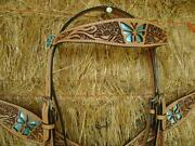 Turquoise Headstall