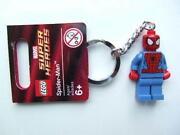 Lego Spiderman Keyring