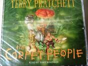 Terry Pratchett Audio CD