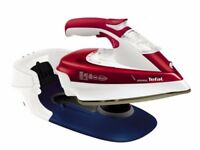Tefal FV9970 Free Move Cordless Steam Iron, 2600 W, Red