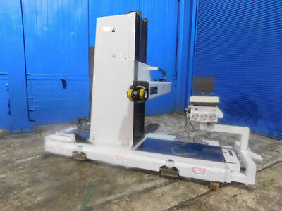 90x 80x 48 Tarus Cnc 5 Axis Horizontal Portable Clay Boring Milling Drilling