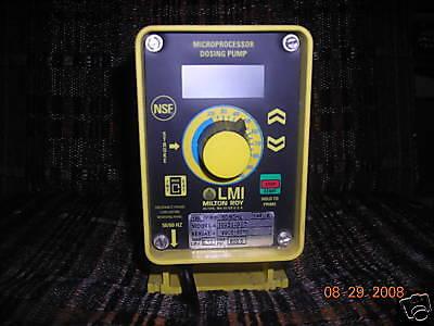 Lmi Series Metering Pump