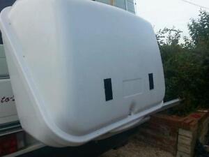 Unique Aluminium Alloy Storage Box Campervan Motorhome Caravan