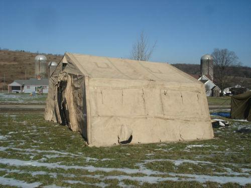 Military Surplus Tent Ebay