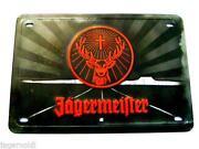 Jägermeister Blechschild