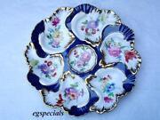 Blue Decorative Plates