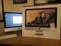 "iMac 21.5"" Immaculate Condition (Boxed, High Spec, Good as new)"