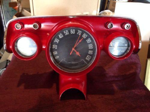 Chrysler 300 Accessories >> Chevy Dash Clock   eBay
