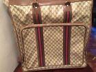 Gucci Canvas Garment Bags