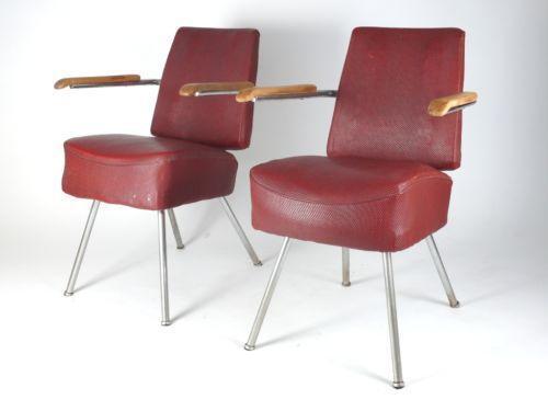 Stahlrohr stuhl ebay for Stuhl fabrik design