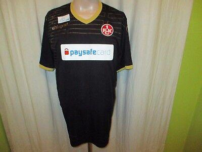 1.FC Kaiserslautern uhlsport Ausweich Trikot 2014/15