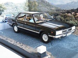 FORD TAUNUS CORTINA MK1V 1/43RD SIZE BLUE 70'S CLASSIC MODEL CAR TYPE Y0675J^*^