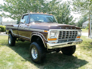 ISO 1973-1979 Ford pickups