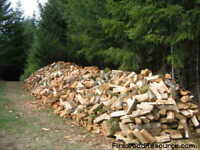 Fire wood blocking