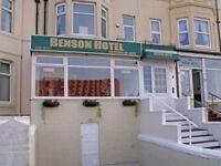Blackpool hotel weekend stay