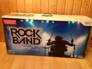 Wii Rock Band Drums
