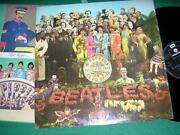Beatles Sgt Pepper UK LP