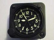 8 Day Aircraft Clock