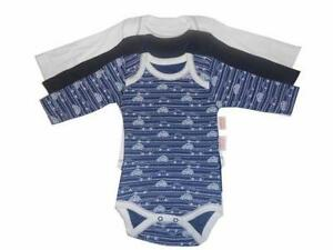 37cc0f454cf Long Sleeve Baby Vests