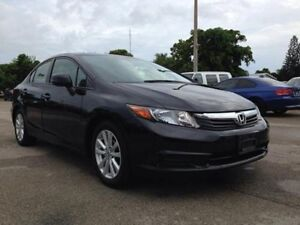 Honda Civic 2012, only 45000km, 4dr, aut, full equp, very clean!