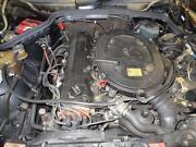 Mercedes 190E Engine