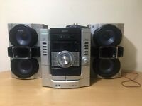 SONY Vacs MHC-AG290 Sterio System WITH Speakers