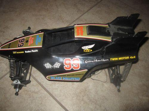 List Of Old Tyco Rc Cars