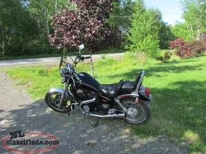 Honda Shadow 750 for sale - excellent condition