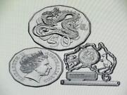 2012 Dragon Proof Coin