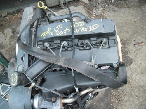 Ford Transit 2 4 Duratorq Engine Ebay