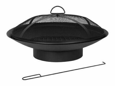 Fire Pit With Barbecue EL FUEGO 59cm/23inch Diameter