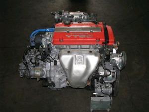 Honda prelude 98 h22a J Spec engine