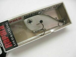 Rapala RPR-5 Pearl Grey Shiner Rippin/' Rap 05 Crankbait Fishing Lure RPR05-PGS