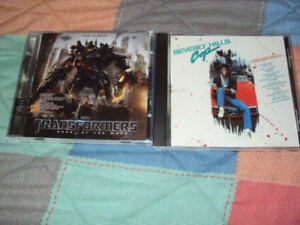 BEVERLY HILLS COP & TRANSFORMERS DARK OF THE MOON MOTION PICTURE