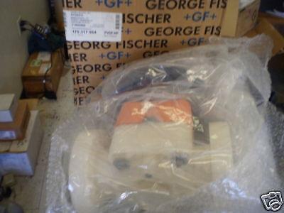 Gf George Fischer 317 Diaphram Valve Pn 175 317 054. New Old Stock