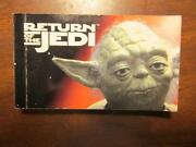 Return of The Jedi Book