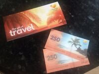 **WANTED** THOMAS COOK WORLDWIDE VOUCHERS (NO EXPIRY DATE)