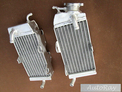 Brand New Aluminum Radiator for Yamaha YZ125 YZ 125 1984 1985 84 85