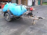Bowser Pressure Washer