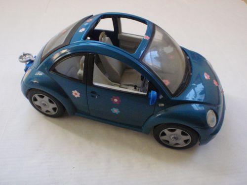 Barbie Beetle Car | eBay