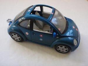 Barbie Beetle Car