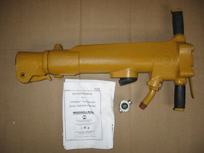 Pneumatic Pavement Breaker Demolition Jack Hammer Ingersoll Rand Ir-mx90 New 114