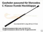 W202 Heckklappe Kombi