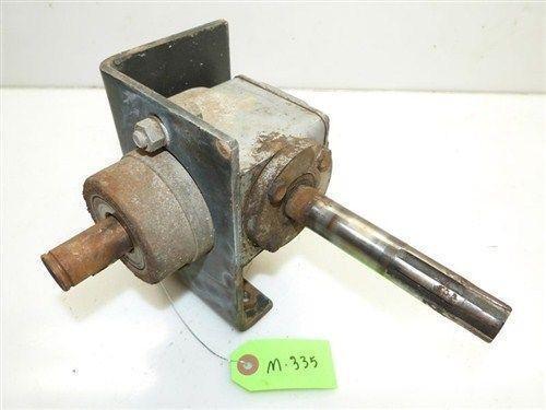 Tractor Pto Gearbox : Tractor gearbox ebay