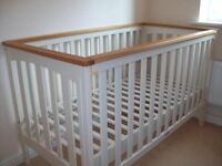 Mothercare Rochester cotbed