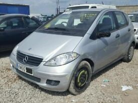Breaking 2005 Mercedes Benz A Class W169 A160 CDI diesel for car parts spares