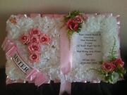 Silk Funeral Flowers